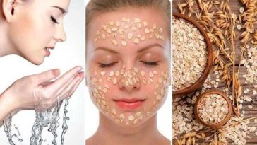 benefits of oats for the skin