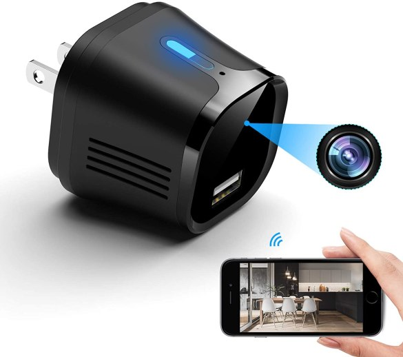 Motion Activated Spy Cameras – Reviews 2020