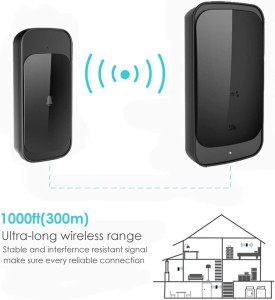 X Smart Home Wireless Video Doorbell, Best Smart Locks For Home Security