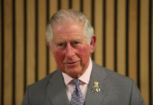 BREAKING  NEWS: Prince of Wales, Prince Charles tests positive for Coronavirus