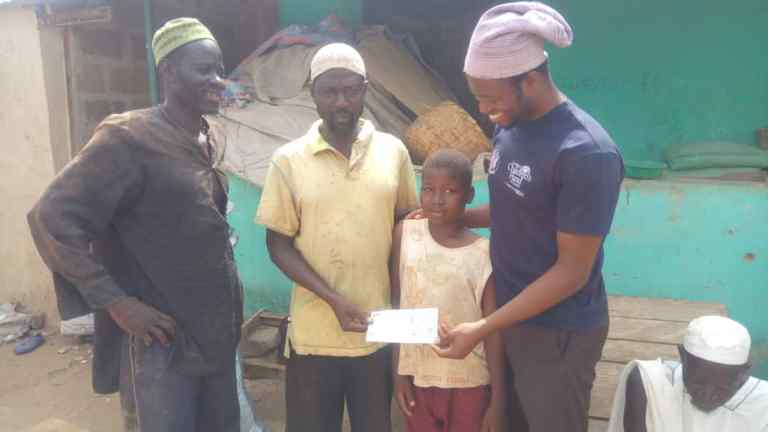 NDC MP pays surgery fee for 9-year-old diagnosed with with elevation of depressed skull