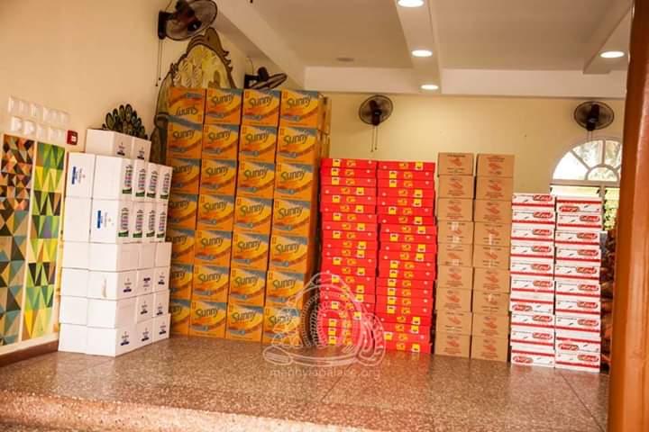 Otumfuo Osei Tutu II to spend GHS1 million on the needy