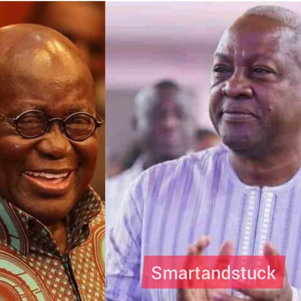Akufo-Addo swerves Mahama on extension of lockdown
