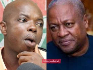 Mills death was a blessing in disguise for Mahama