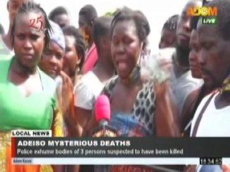 Human sacrifice in Ghana