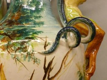 restauro ceramica