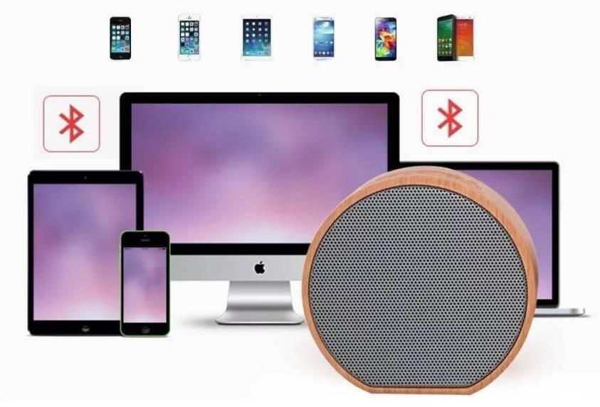 Bluetooth колонка свързване
