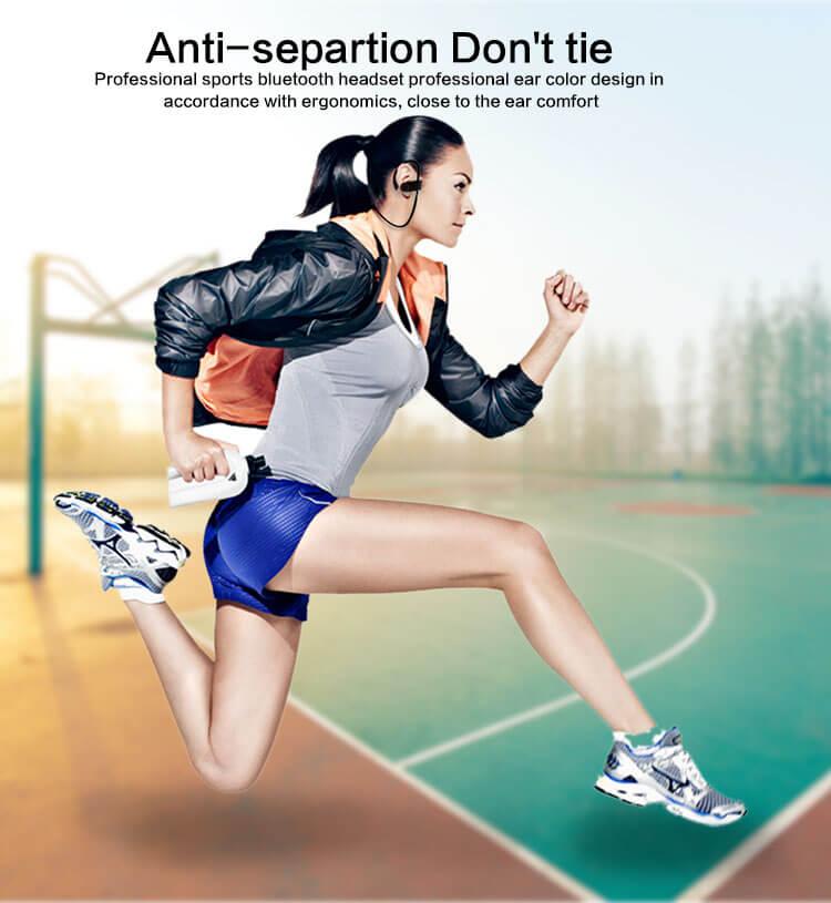 безжични слушалки за бягане и спорт