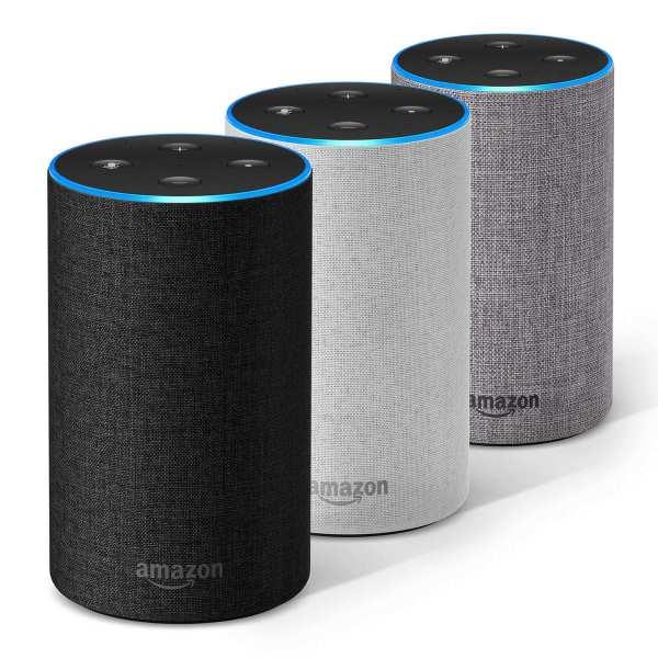 Amazon Alexa Echo 3 цвята