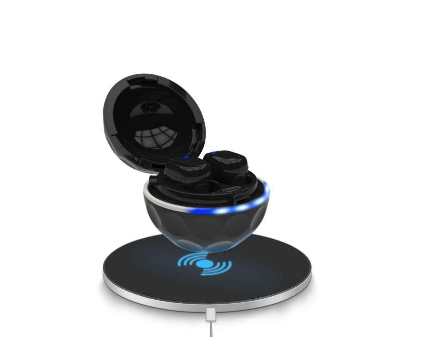 безжично зареждане на слушалки