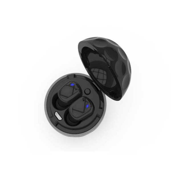 earbuds bluetooth 5.0 черни