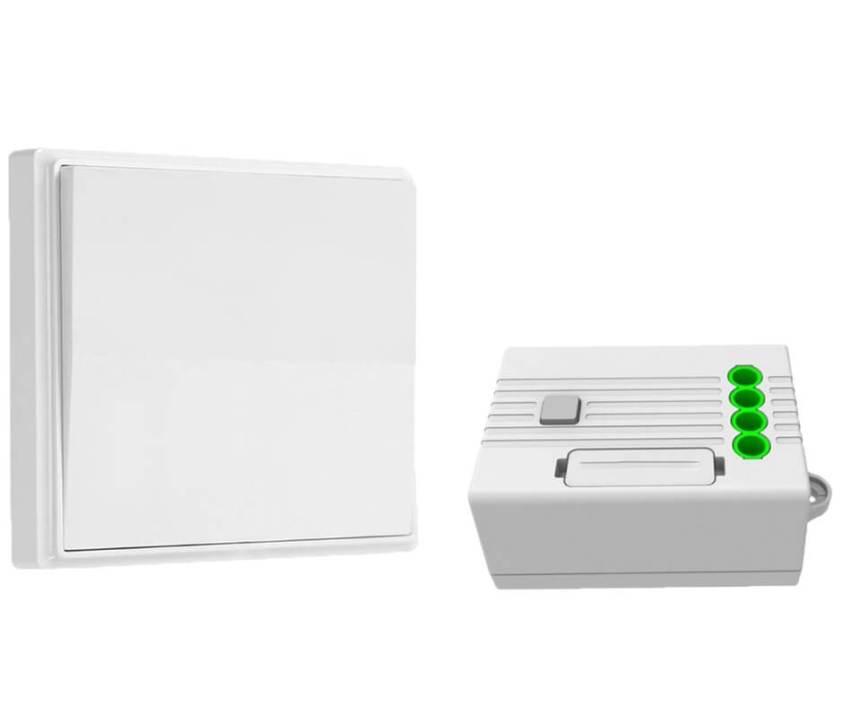 кинетичен ключ контролер за осветление