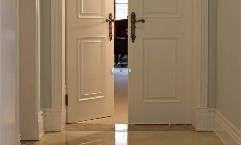 монтаж на сензор за врата