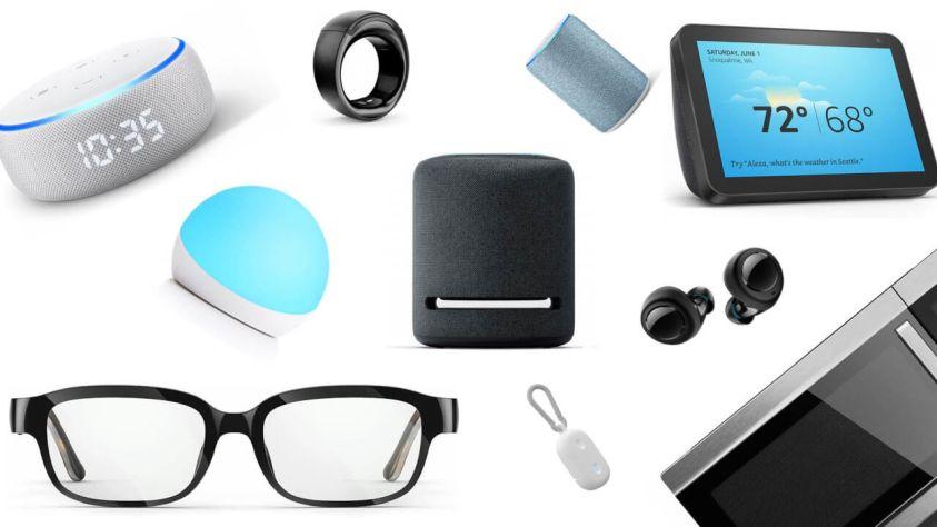 нови устройства echo alexa