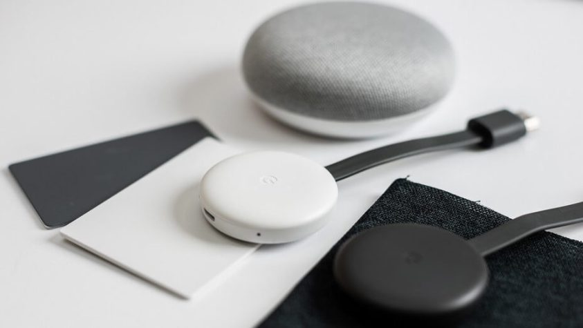 home mini chromecast