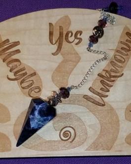 Pendulum Board, Spiral Sun