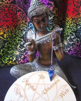 Pendulum Board, Triple Goddess