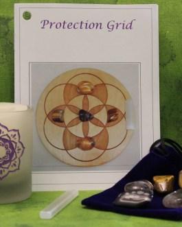 Crystal Grid Starter Kit, Protection