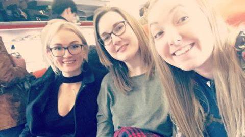 Tuuli, Chloe & Robyn