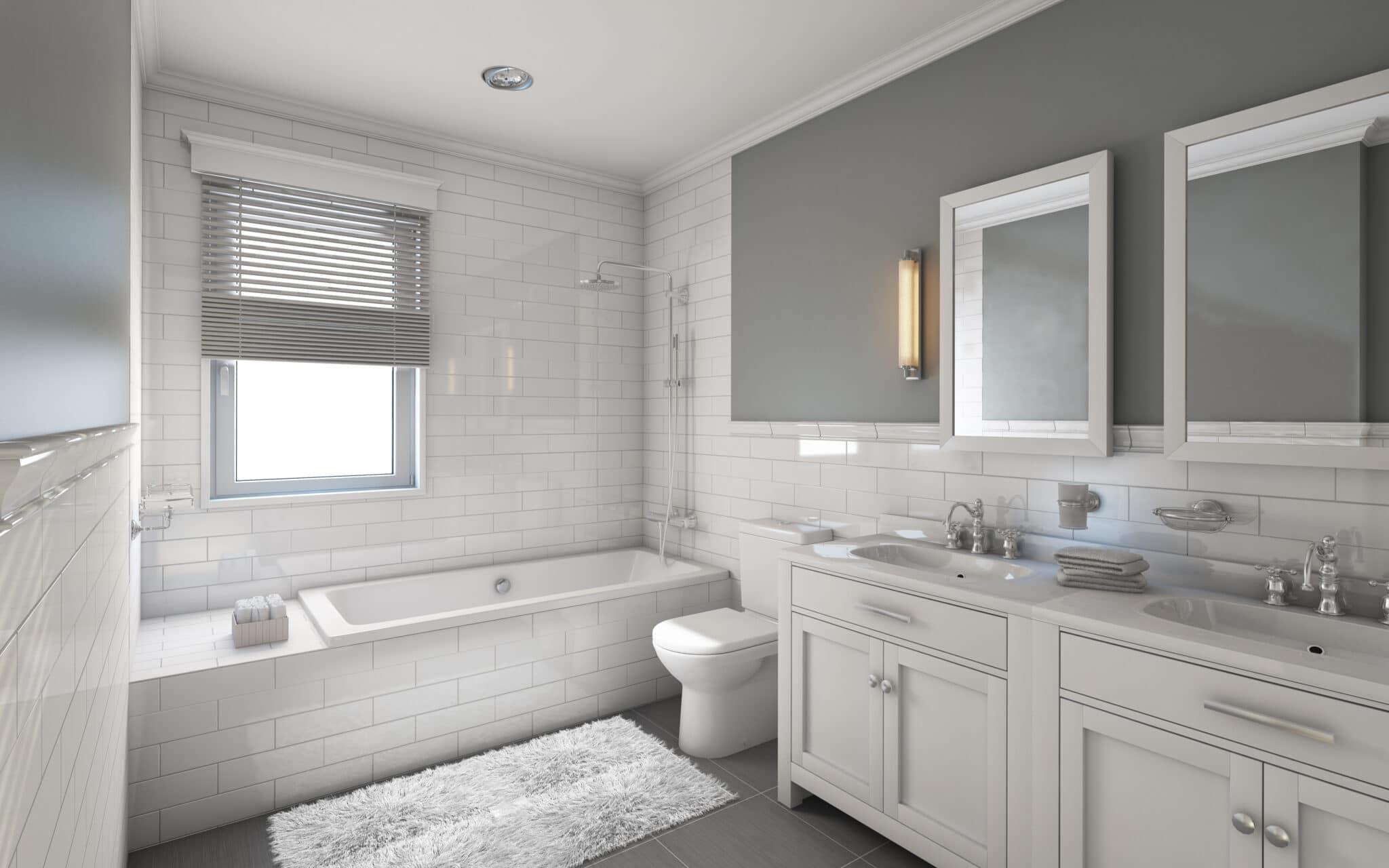 bathroom renovations greater calgary