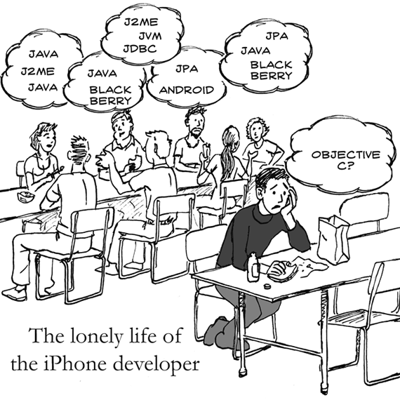 Killer Software Cartoons to Jump-Start your New Year