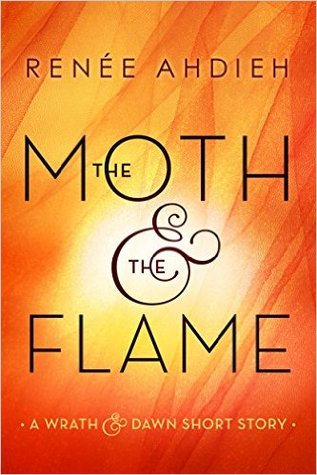 Image result for The Moth & The Flame by Renee Ahdieh
