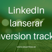 LinkedIn Conversion tracking