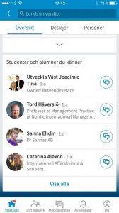 LinkedIn LU