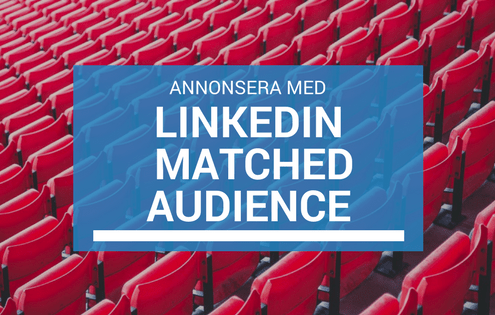 LinkedIn Matched Audience