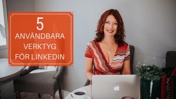 verktyg LinkedIn