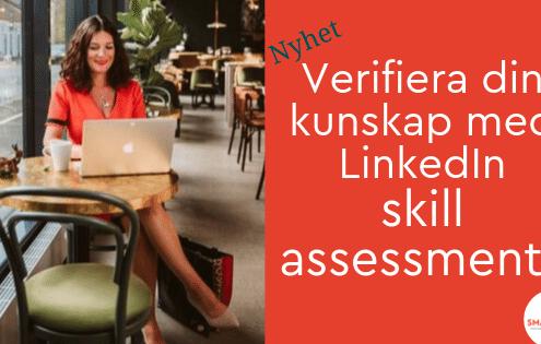 LinkedIn skill assessments