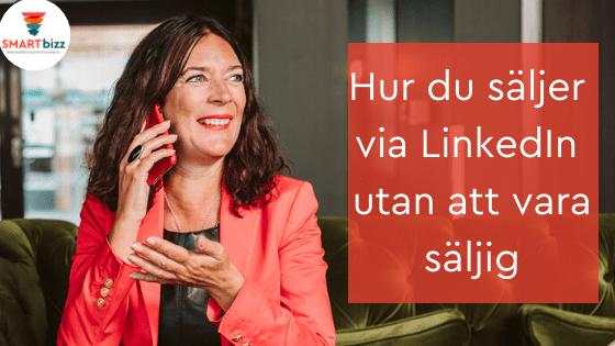 social selling linkedin
