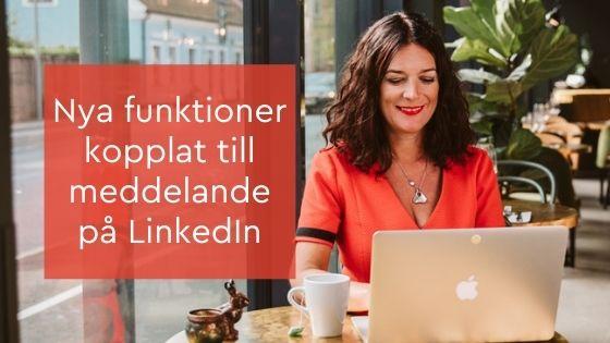 meddelande LinkedIn
