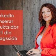 produktsidor LinkedIn