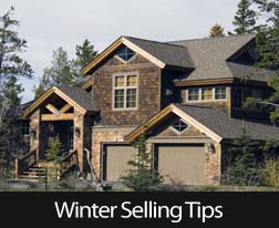 5 Tips On Selling Real Estate Even In The Brisk Cold