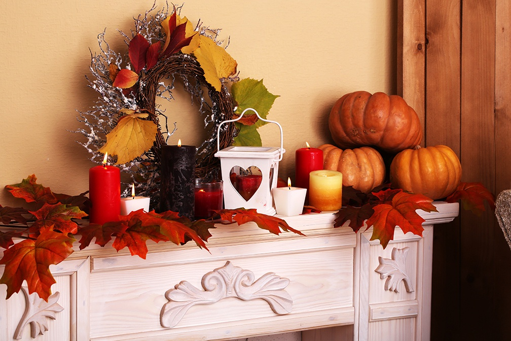 Brighten up Your House With These Autumn-inspired Home Décor Ideas