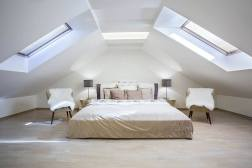 Dusty Attic, No More: How to Convert an Attic Into a Usable Living Space