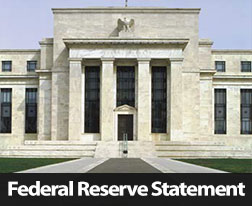 Fed Meeting Statement Points To Continuing Low Interest Rates