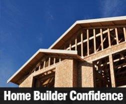 Home Builder Confidence Has Far Outpaced Actual Home Construction