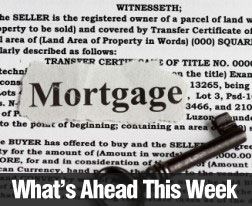 What's Ahead For Mortgage Rates July 15 2013