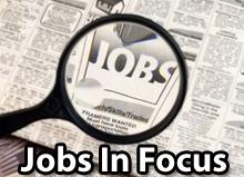 Jobs Report In Focus