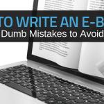 Come scrivere un ebook: 21 stupidi errori da evitare nel 2019