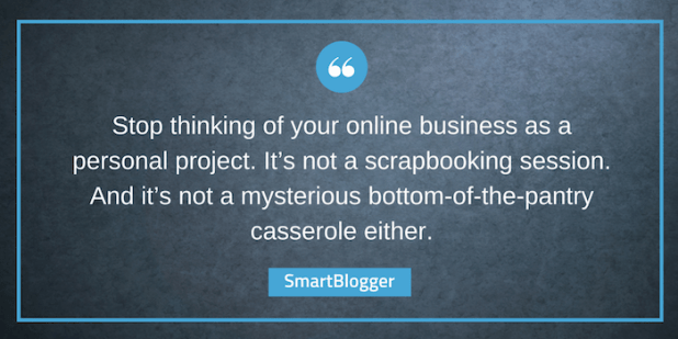 Online Business Failure - Quote 3