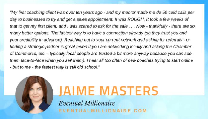 Jaime Masters quote