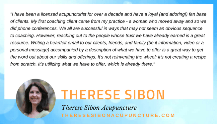 Therese Sibon - quote