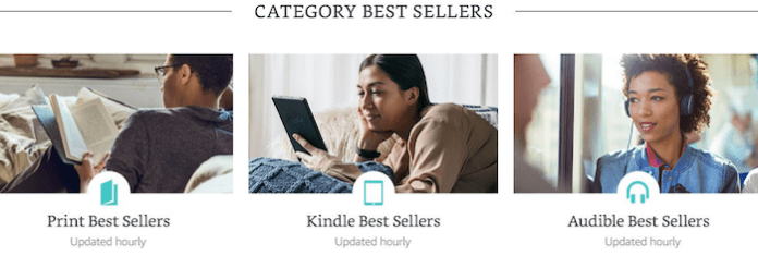 Kindle Best Selling eBooks