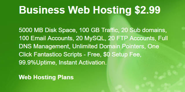 SiteGround Business Web Hosting