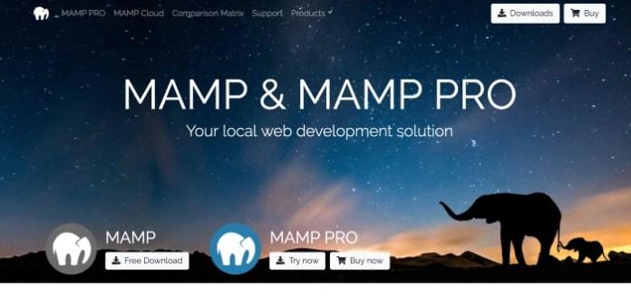 Install WP on MAMP