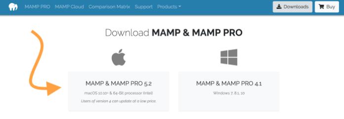 Download MAMP