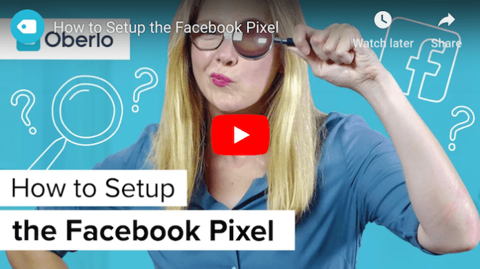 Facebook Pixel Setup Video Tutorial